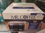 MR COFFEE Miscellaneous Appliances PD12